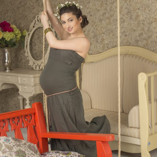fashion maternity photoshoot